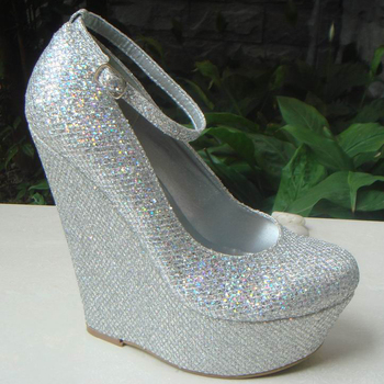 Silver Wedges High Heel Shoes Buy Wedges High Heel Shoes Wedges High Heel Shoes Wedges High Heel Shoes Product On Alibaba Com