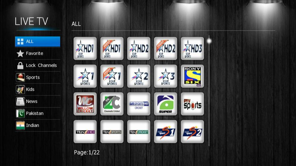 Arabic Iptv Box Indian Channels,Hd Live Tv Box Indian Tv,Internet Tv Box  Indian Channels - Buy Arabic Iptv Box Internet Tv,Google Android 4 4 Tv