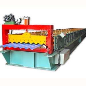 Popular in Mauritius Aluminium Roofing Making Equipment