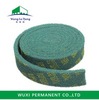 8698 Industry Green Nylon Abrasive Polishing Scouring pad in Roll