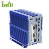 Iwill High end Fanless Embedded PC Intel Core i5 7200u Dual Nic Mini Industrial Computer with PCI Express Slot PCIE 4X