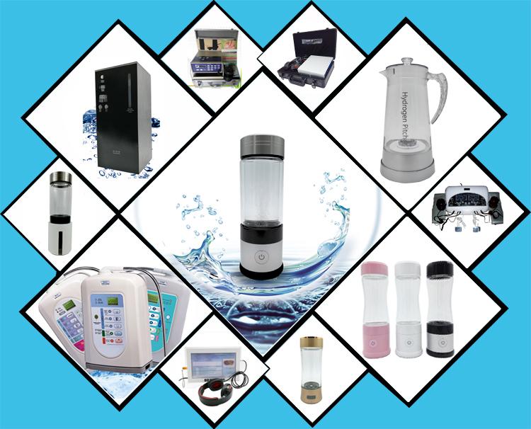 Persoonlijke Gezondheidszorg Actieve Waterstof Water Generator Anti-Aging Waterstof Waterzuiveraar