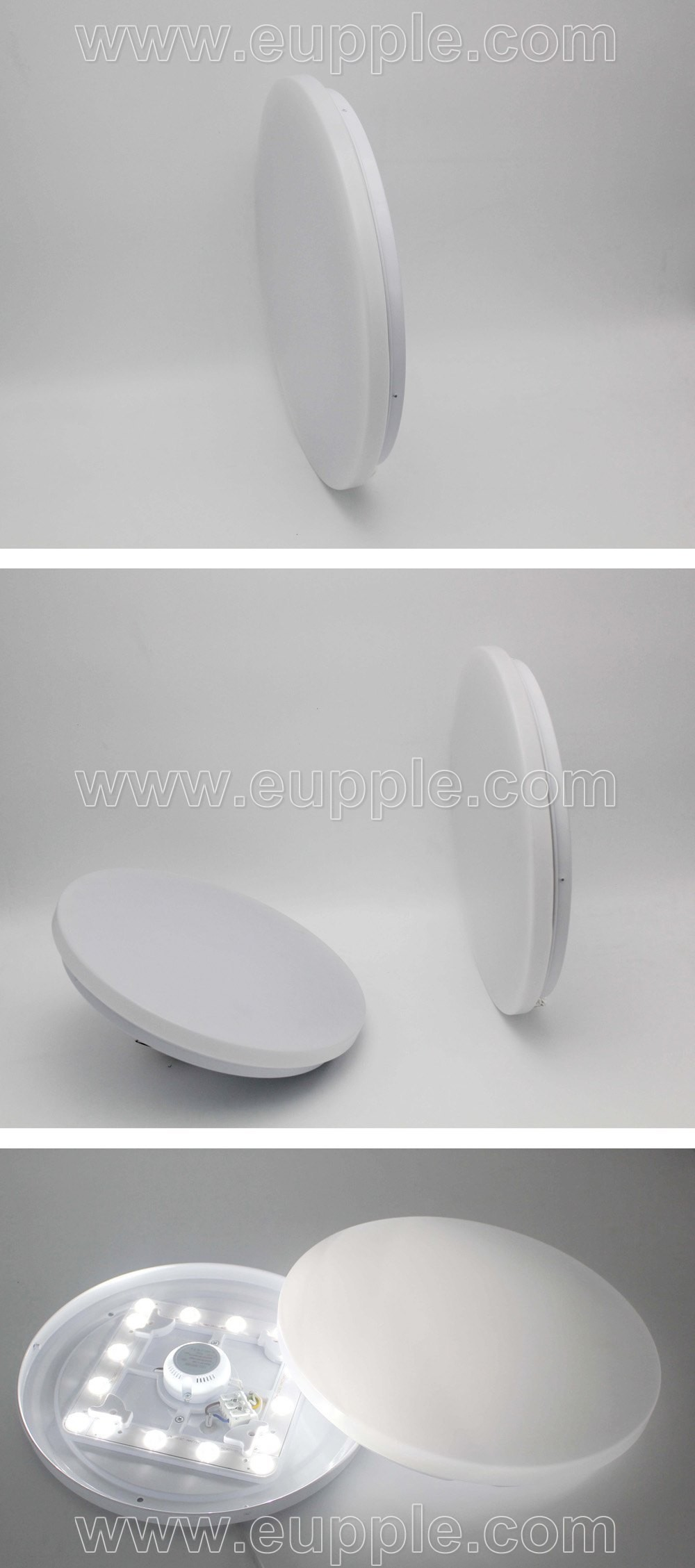 New Supper Thin 5cm Living Room Surface Mounted Modern Led Ceiling ...