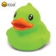Custom PVC mini rubber duck bath toy with sound floating duck