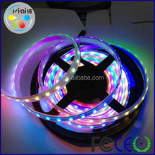 WS2812B 30/60/100/144 pixels per mtr strip RGB full color ribbon