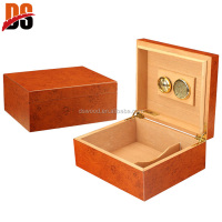 Best Quality Small Spanish Cedar Wood Box Cigar Box