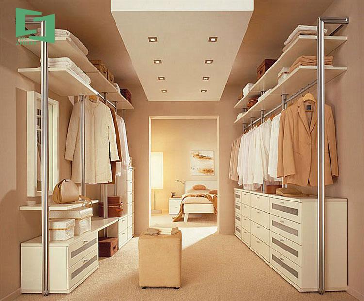 Commerce Assurance Style moderne armoire de luxe dressing