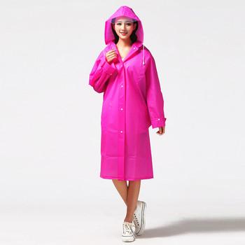 Regenmäntel Für Regen Damen Frauen Shengming Nylon Gummi n0O8Pwk
