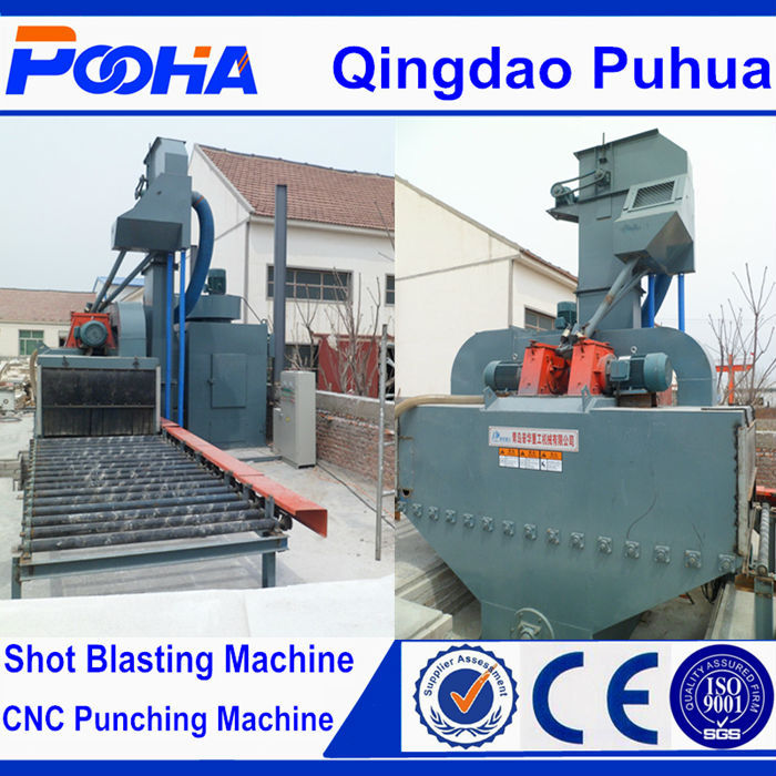2018 HOT SALE Q69 series shot blasting machine