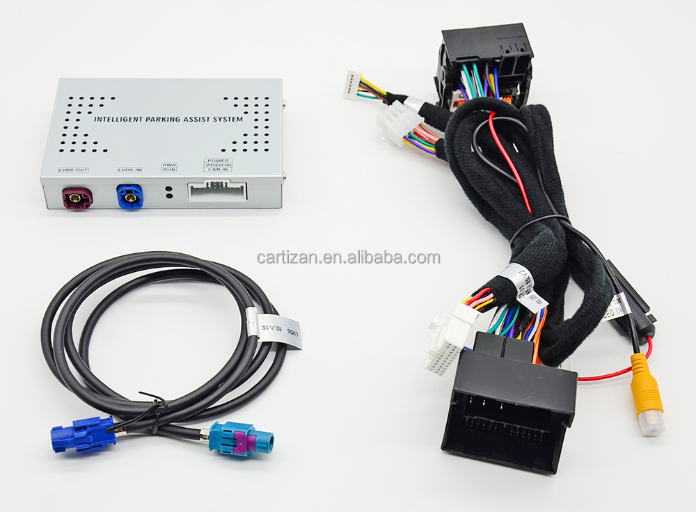 Hot Sale OEM Backup Camera Interface For Mercedes CLA / CLS / GLE / GLC Year 2015 - 2016