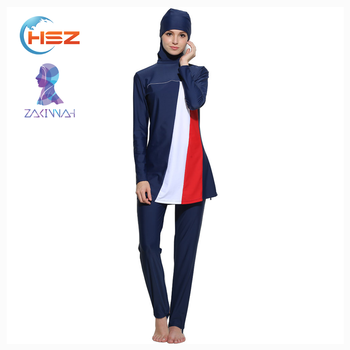 Zakiyyah pm02 latest muslim dress dubai abaya swimwear clothing chinese sport factories for women ladies