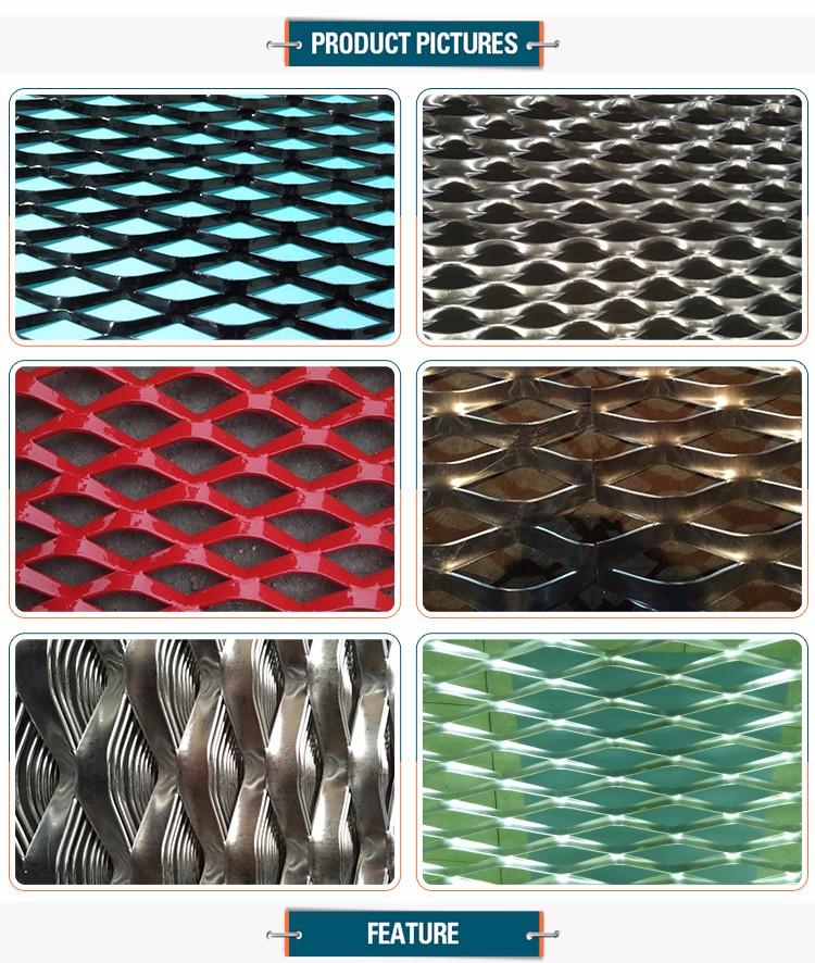 Round Aluminium Panel : Round aluminum perforated curtain wall decorative mesh