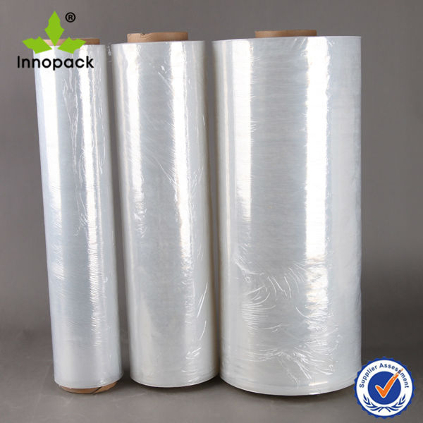 Pe Clear Different Types Of Plastic Wrap For Food Packing