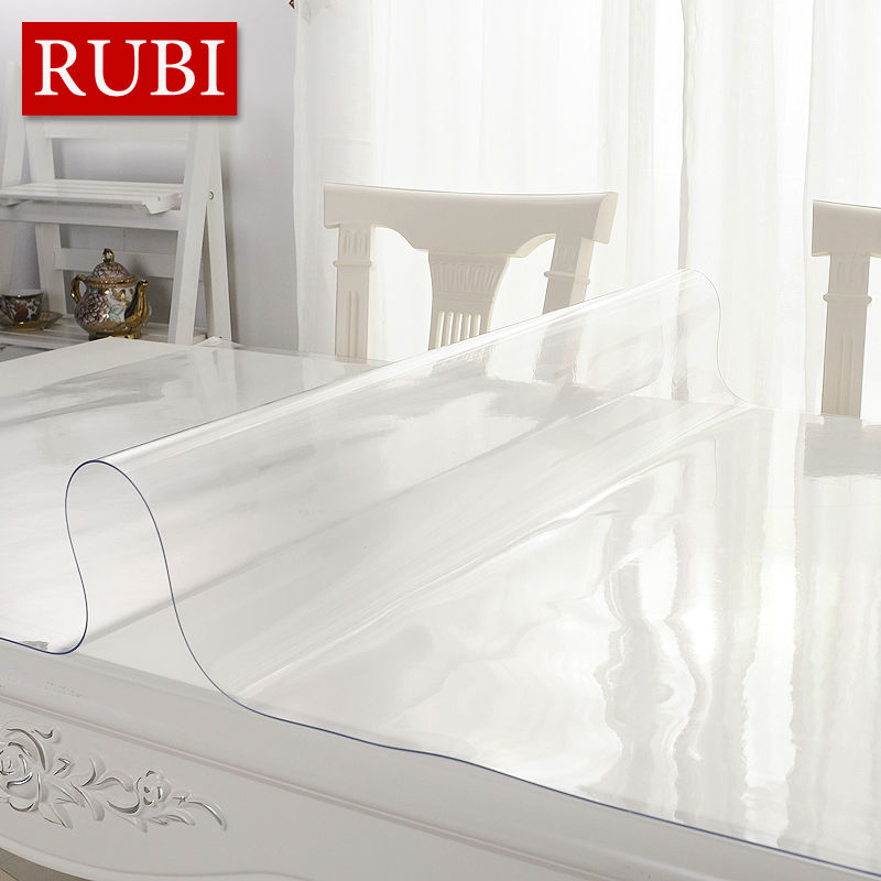 online kaufen gro handel pvc transparent tischdecke aus china pvc transparent tischdecke. Black Bedroom Furniture Sets. Home Design Ideas