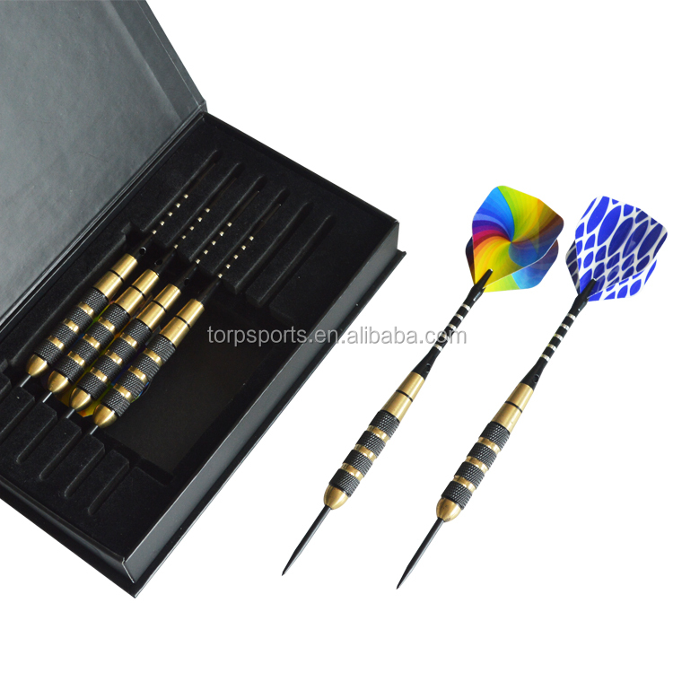 20-26g Brass Darts High quality Metal Steel Tip Darts set new pack for 6pcs darts TD-2213