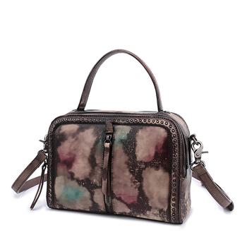 Las Bags Handbag Handcrafted Fancy Purses Handbags 2018 Genuine Leather