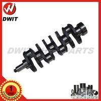 Cast or Forged Crank 8-97023-182-1 for 4JG1 4JG2 Crankshaft