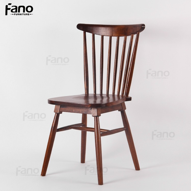 Classic Antique Windsor Dining Chair Hot Sale Wood Windsor Chair