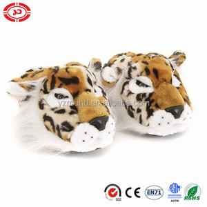 72cea28ef0e7 Soft Tiger Slippers