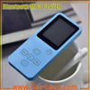 "1.8"" portable video Mp4 Player with bluetooth"