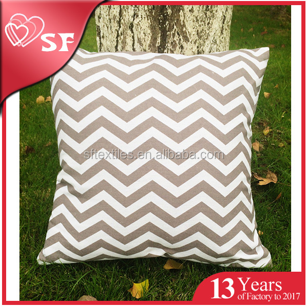 washable sublimation throw pillow case cushion cover for sofa decoration