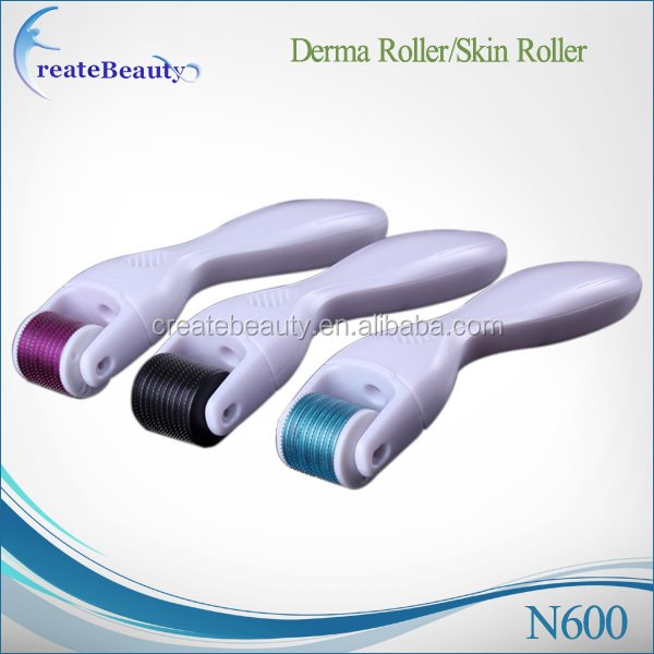 promotion 2016 beauty personal care micro needle roller for skin problems