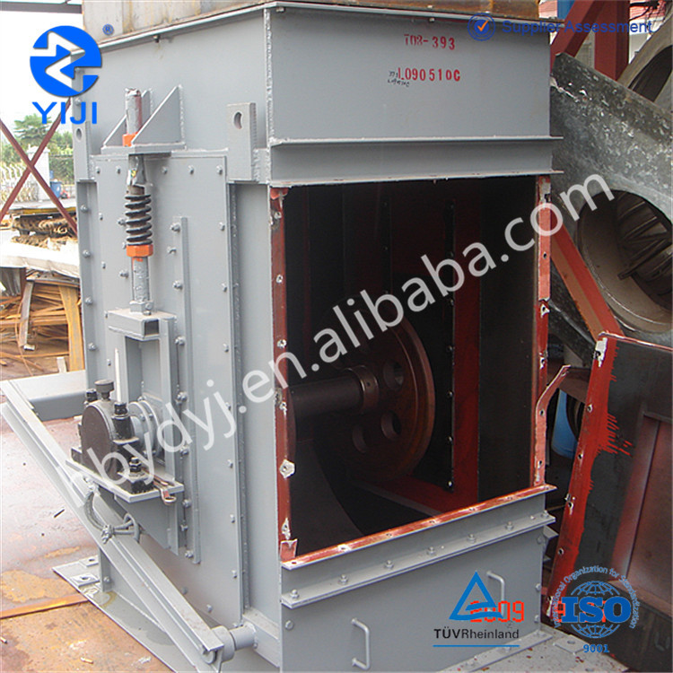 cast steel driving wheel for bucket elevator