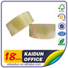 48mm*70m*12mm Manufacturer Printed BOPP Box Packing Tape