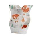 Non-woven Fabric Waterproof Disposable Baby Bibs
