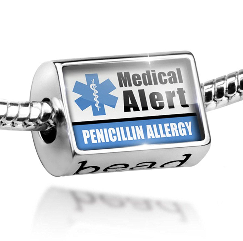 Pre-Engraved /& Customizable Penicillin Allergy Toggle Medical Alert Bracelet Steel Hearts My Identity Doctor Pink
