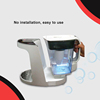 5 stage water filter pitcher, BPA Free, Ionizer, Jug, Filter System