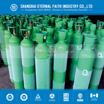 High Standard Oxygen Cylinder Price High Pressure Oxygen Gas Cylinder  Regulator And Shut Off Valve - Buy Oxygen Cylinder,Oxygen Cylinder  Price,Oxygen