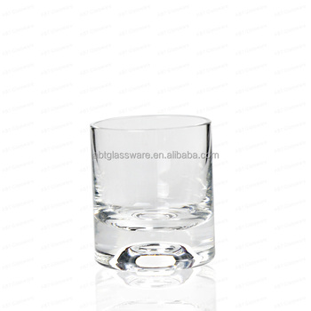 New Products Hand made old fashioned rock whiskey glass with bottles
