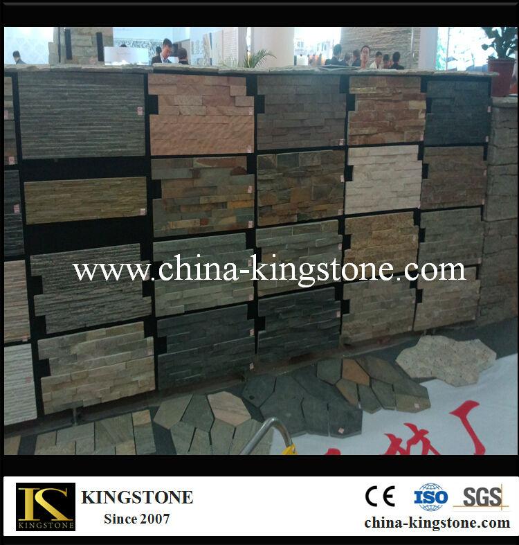Cultural Stone Veneer Exterior Wall Interlocking Outdoor Slate Tile Buy Decorative Outdoor