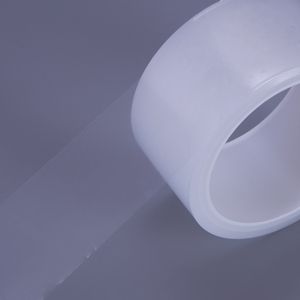 Low Tack Acrylic Adhesive No Residual Clear Anti Scratch ESD Masking Film