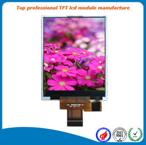 factory OEM 2.4 inch 240x320 lcd panel with good viewing angle