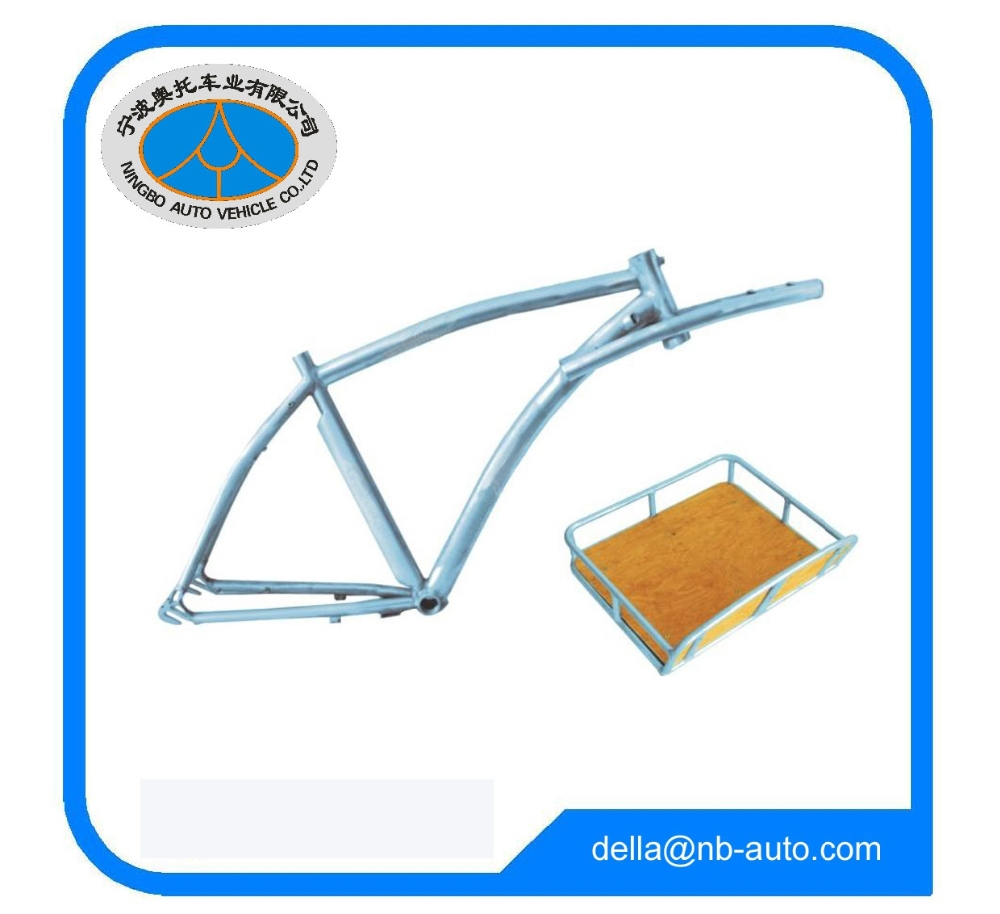 aluminum beach cruiser frame made by factory with over 20 years experience in making bike frames