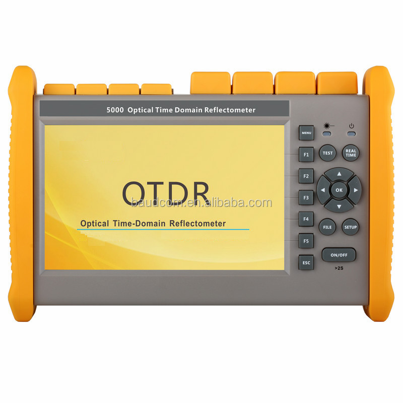 Optical Time Domain Reflectometry Real Time Monitor OTDR / OTDR Pirce