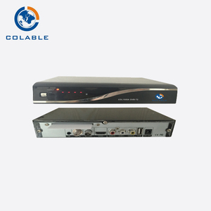 DVB-T/T2 Set top box with CAS SMS Smart card