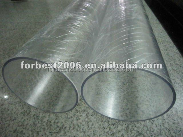 Pvc transparent tuyaux de grand diam tre pvc dur tube for Tube pvc 100 diametre interieur