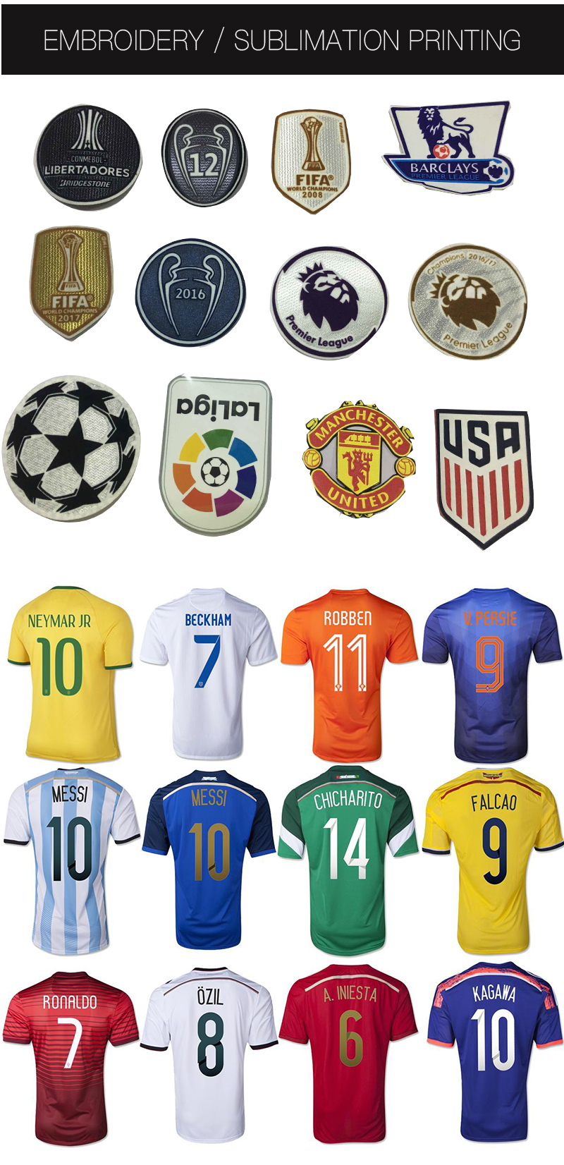 on sale 84861 d40d3 2017 Manufacture Most Popular Durable Perfect Soccer Jersey - Buy Cheap  Soccer Jerseys,Soccer Jerseys,Manufacture Product on Alibaba.com