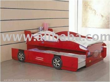 rennwagen bett mit rollen heraus sleepover bett buy rennwagenbett product on. Black Bedroom Furniture Sets. Home Design Ideas