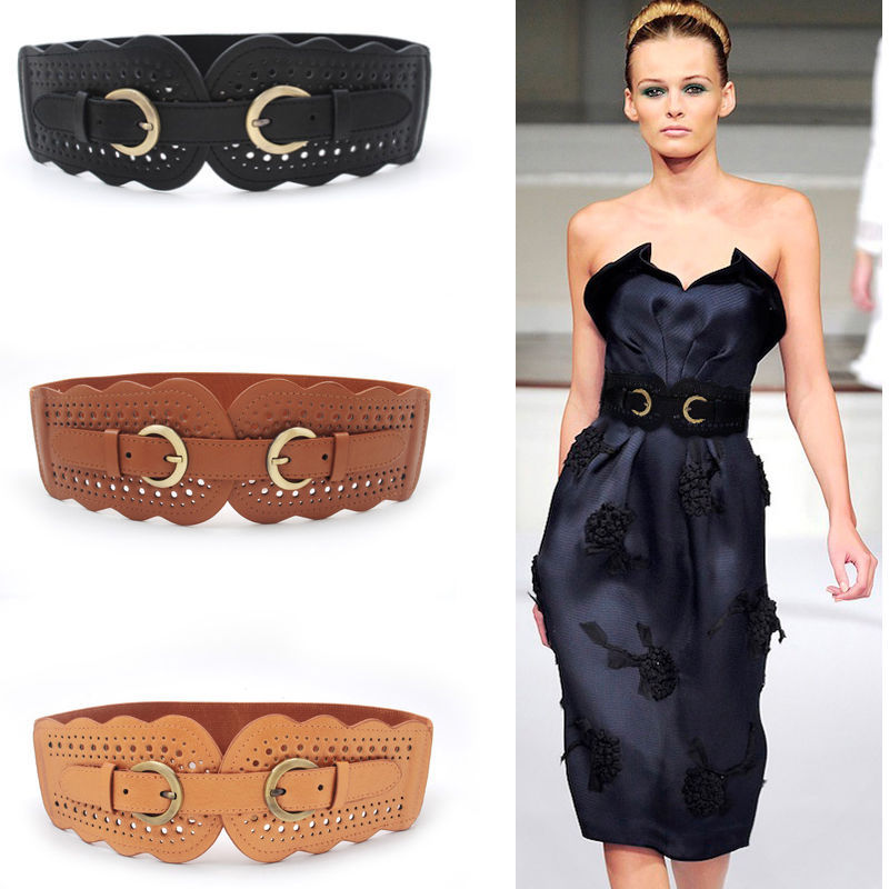 Whether you're wearing pants, capris, women's shorts, or even a dress, there's always going to be room for a belt. It's always a good idea to keep a trusty leather belt on hand. A leather belt .