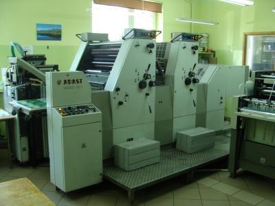 Adast Dominant 725 Cp Printing Machine