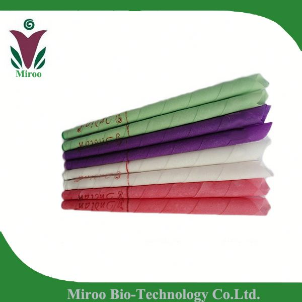 Wholesale lavender flavor trumpet ear candles for relieving stress