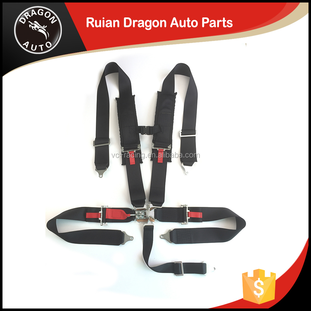 High quality fia 5point racing harness sefety belt/safety belt