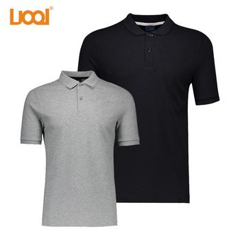 43bbd65e Bulk custom long sleeve blank plain dri fit polyester cotton polo shirts  wholesale men's t shirt