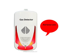 24VDC operation Power and Gas Detector Usage Gas Detector