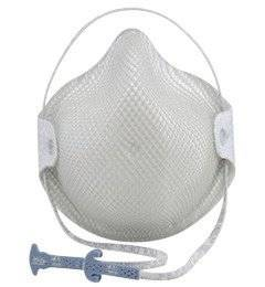 Moldex Small N95 Special Ops Disposable Particulate Respirator With Dura-Mesh Shell - Meets NIOSH And OSHA Standards - 15 EA