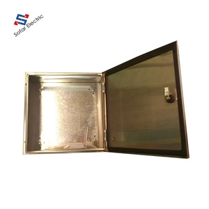 Top Quality Stainless Steel Electrical Enclosure IP65 for Australia